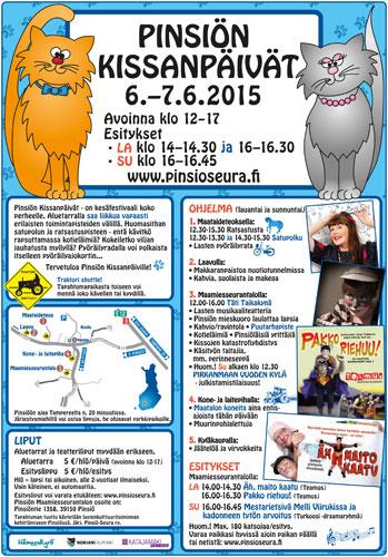 Kissanpäivien ohjelma (pdf)